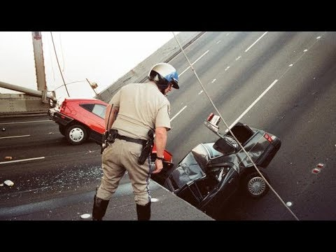 INSANE FOOTAGE!! San Francisco Earthquake- 1989- BEST CLIPS