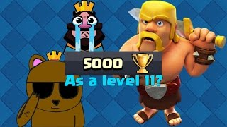 5,000 Trophies: Did we make it? (Level 11)