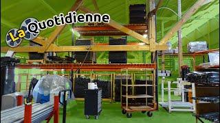La quotidienne: Présentation du prototype Ajust' et de nos ateliers Ro-K-SERRE.