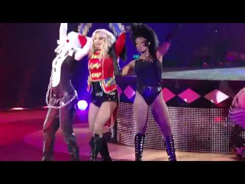 HD Britney Spears - Circus (Live @ Sydney Australia Nov.19th 2009)