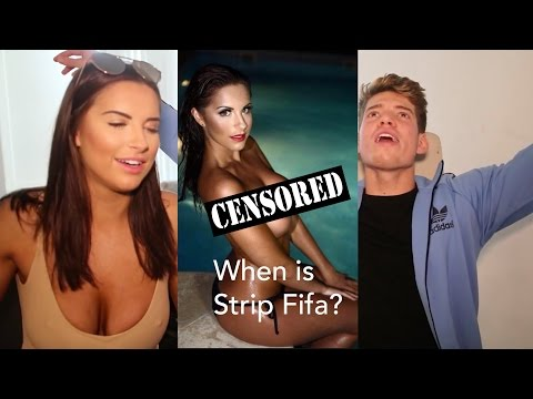 Snapchat Q&A With Jess - STRIP FIFA 17 ???