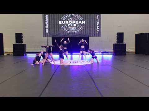 Fresko Small Team   Jazz Teams Adults   European Cup 2017