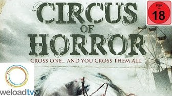 Circus of Horror [HD] (Horrorfilme auf Deutsch)