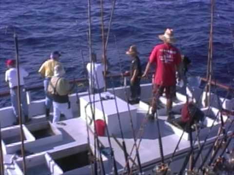 Big Game Tuna Fishing San Diego Ca 2005 Youtube