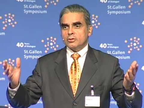 """Kishore Mahbubani on the success of Asian entrepreneurs and its consequences on the """"western world"""""""