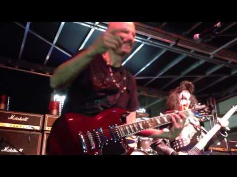 Bob Kulick & Mr Speed Goodbye Kiss Kruiser