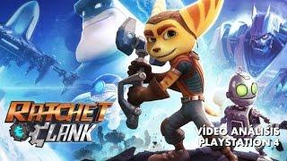 Ratchet & Clank HD   Análisis español GameProTV