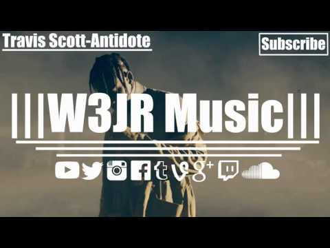 Travis Scott - Antidote (K.A.A.N Remix)
