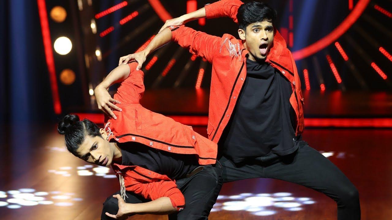 Download D4 Junior Vs Senior I Vyshak with Azhakiya Ravanan I Mazhavil Manorama