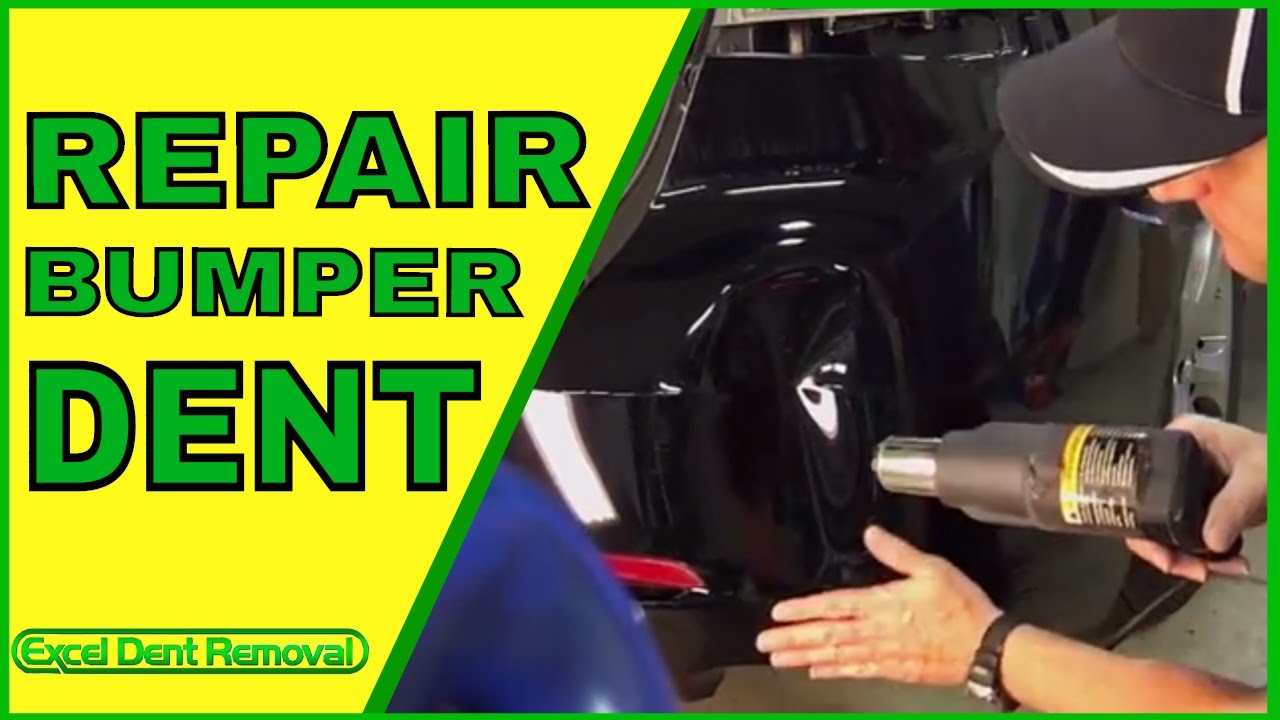 How to Fix Car Dents: 8 Easy Ways to Remove Dents Yourself Without