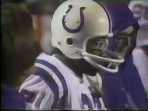 Joe Washington highlights 9-18-1978 Monday night football