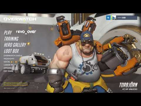 Ster Streams - Overwatch! (3/16/18)
