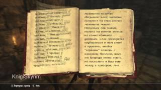 Книги Skyrim Почитатель Красной кухни