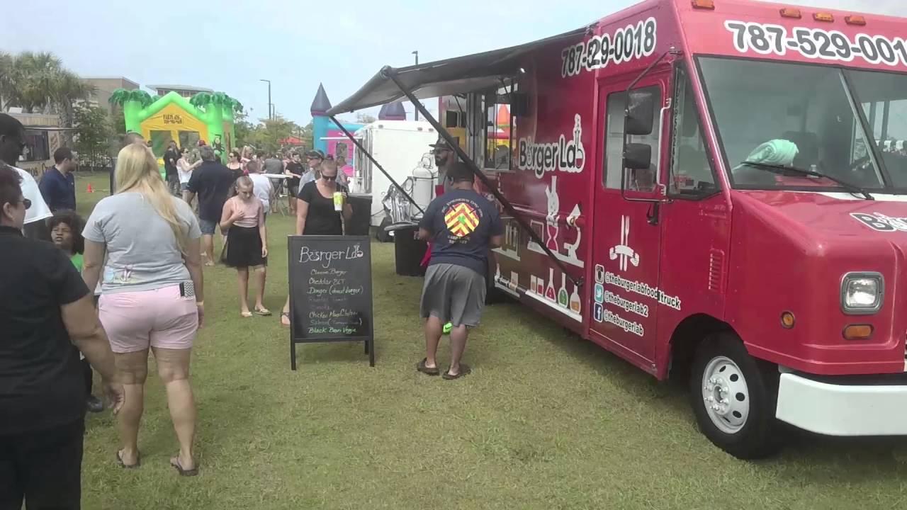Inside Food Truck Wars 6 Bends Harley Davidson Fort Myers