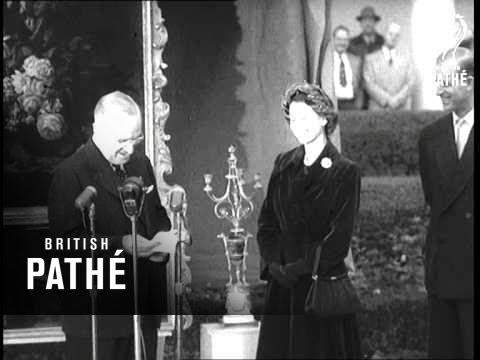 Princess In Washington (1951)