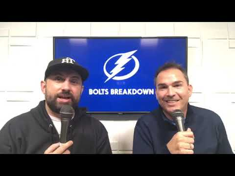 Best Bolts Coverage - Bolts Breakdown with Jay Recher and Bryan Burns 1/30/19