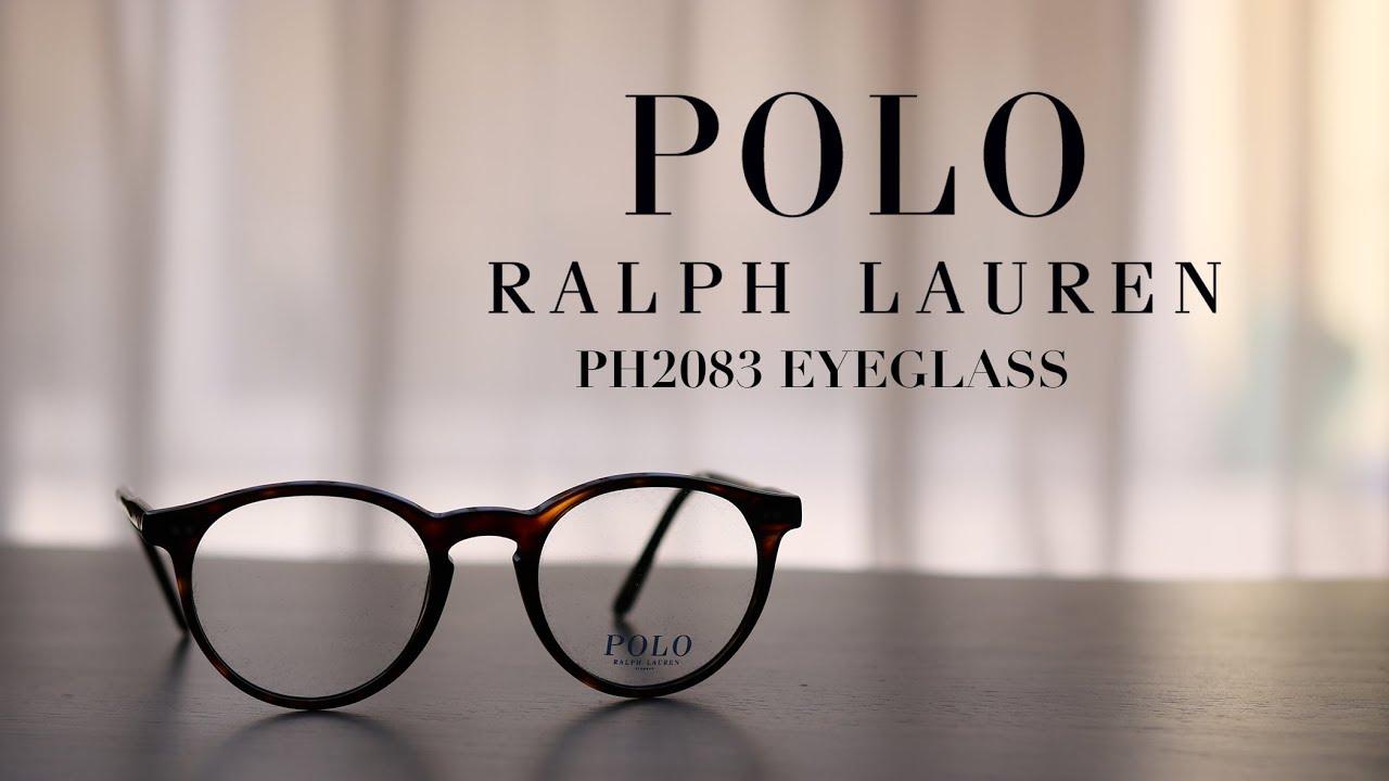 Polo Ralph Lauren - PH2083 Eyeglasses (Unboxing)