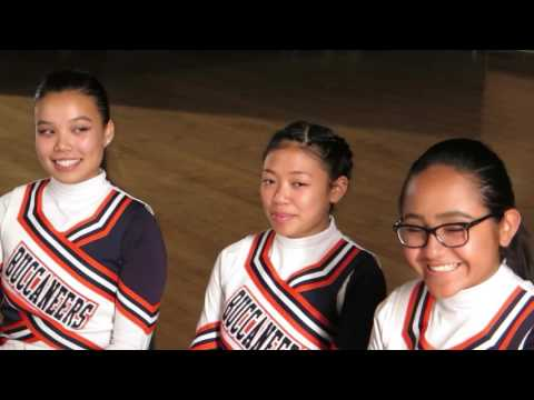 Balboa High School Cheerleading Squad   10 14 16