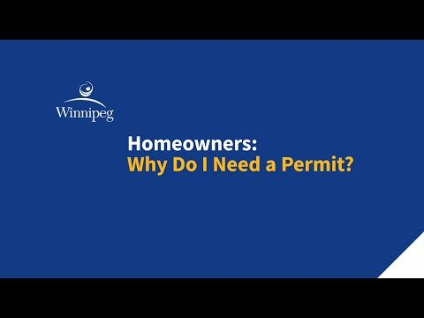 Building Permits: Why Do I Need A Permit?