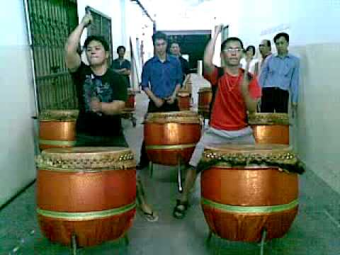 Jie Ling Gu Training For Sia Huat