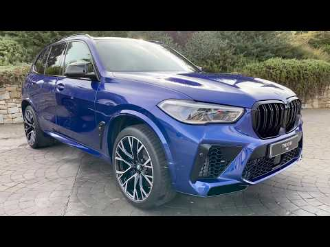The all new BMW X6M X5M 2020 Competition