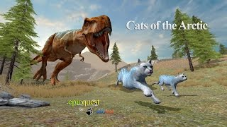 #Cats of the Arctic- By Wild Foot Games Adventure - iTunes/Android