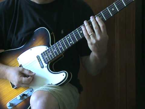 Movin' On/Bad Company (tutorial) - cover by Tonedr