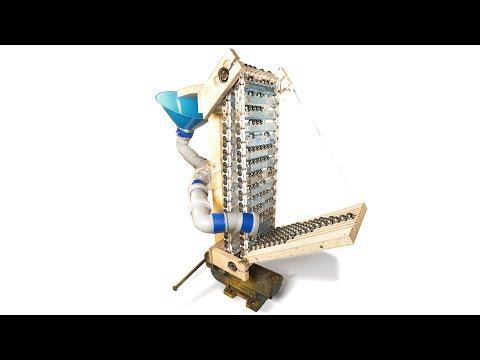 Marble Conveyor Belt 2.0 - Marble Machine X #61
