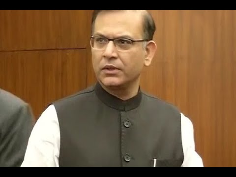 Jayant Sinha rebuts father's claims, calls GST, demonetisation 'game-changing' efforts