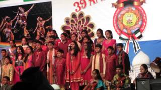 SURIYA IN INDIAN SCHOOL ANNUAL DAY MUSIC PROGRAM