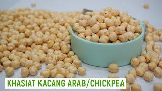 Tak Disangka! 8 Manfaat Kacang Arab atau Chickpea untuk Kesehatan