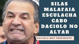 SILAS MALAFAIA ESCULACHA O CABO DACIOLO USANDO O ALTAR DA IGREJA | QUE VERGONHA!!