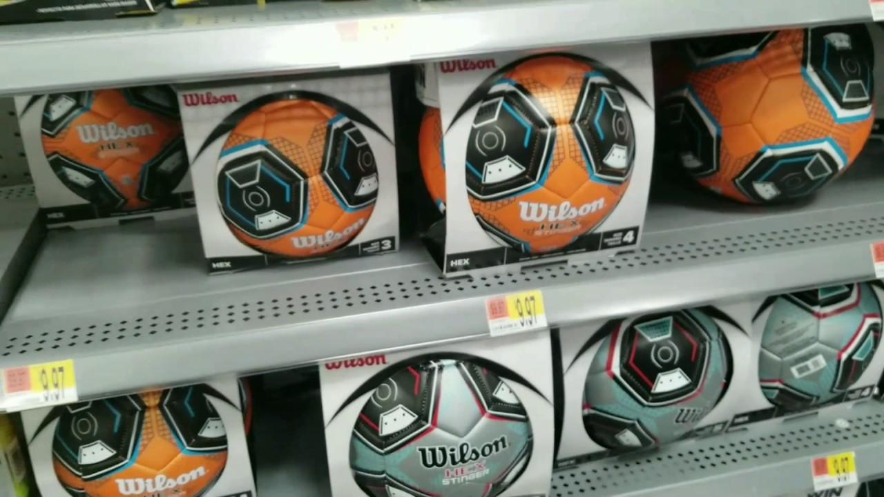 22ceaf44501d6 Preços de Bolas nos Estados Unidos - Walmart - YouTube