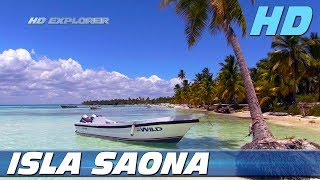 Excursion To Saona Island (Punta Cana - Dominican Republic)
