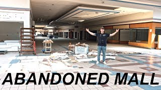 Abandoned Mall in Maryland - Frederick Towne Mall