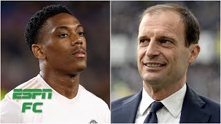 Anthony Martial leaving Man United? A shock exit for Allegri at Juventus? | Transfer Rater