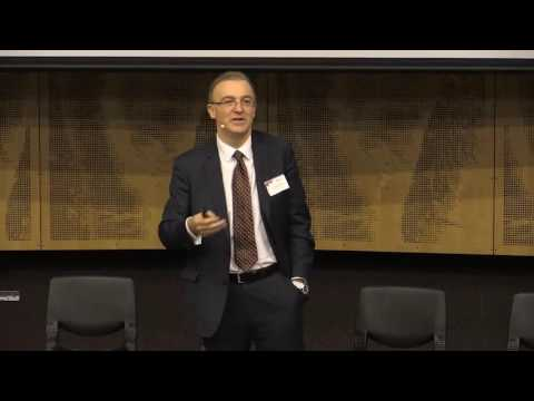 Big History Anthropocene Conference – Futurist Dr Joseph Voros