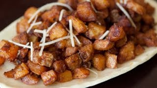 Gabys Parmesan Roasted Potatoes