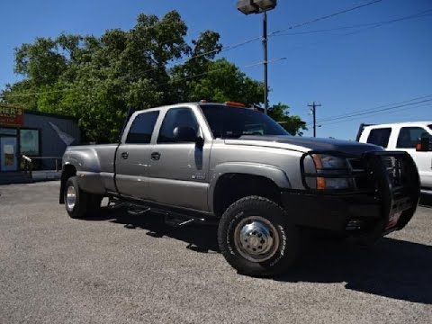 2006 Chevrolet Silverado 3500 Dually LT Duramax Review