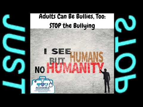 IT IS NOT OK!!!!! STOP With The Bullying