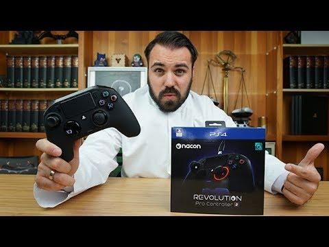 """Was kann der """"NEUE"""" Nacon Revolution Pro Controller 2 besser? Lohnt sich der Kauf? Dr. UnboxKing"""