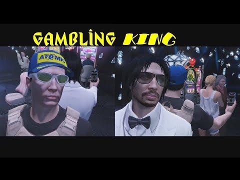 GTA V: Gambling King Challenge!