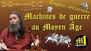 Machines de guerre médiévales : Engins