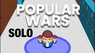 Popular Wars Solo Gameplay