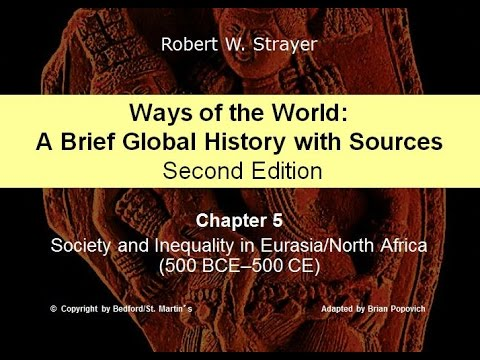 Chapter 5 Society And Inequality In Eurasia