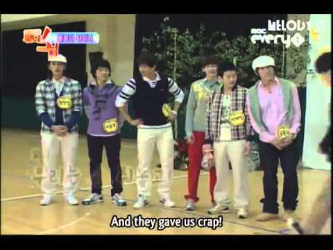 [ENG] Idol Army - 2PM w/ SHINee 1/10