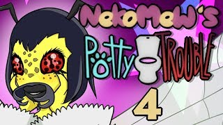 Sit Down: Nekomew's Potty Trouble - Horror Game Waifu - Part 4