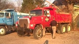 1991 FORD L9000 Dump Truck