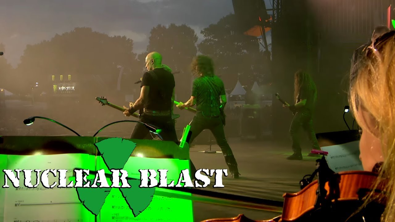 ACCEPT — Breaker (OFFICIAL LIVE VIDEO)
