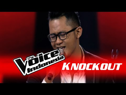 "Dodi Rozano ""Feeling Good"" | Knockout | The Voice Indonesia 2016"